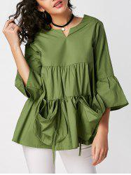 Pockets Tunic Top