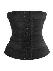 Steel Boned Scalloped Underbust Corset