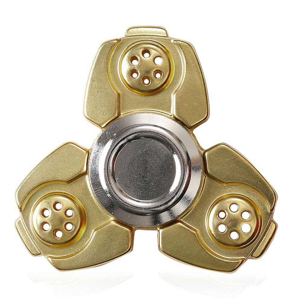 Outfits Russia CKF Alloy Finger Gyro Stress Relief Toys Fidget Spinner
