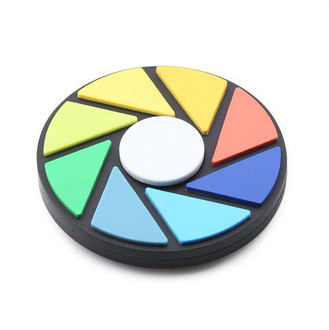 Best Colorful Round EDC Fidget Spinner Anti-stress Toy