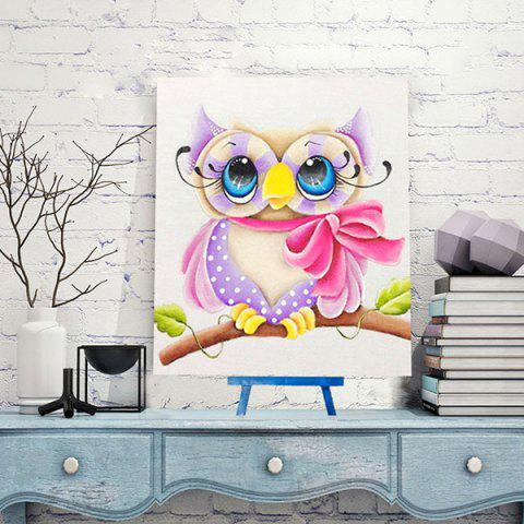 Store DIY 5D Resin Diamond Cartoon Shy Eagle Paperboard Painting - COLORMIX  Mobile