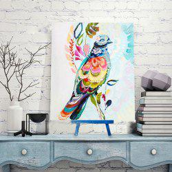 DIY 5D Resin Diamond Pigeon Cartoon Paperboard Painting