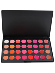 32 Colors Lasting Glossy Moisturizing Lip Balm Palette - COLORFUL