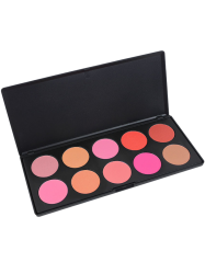 10 Colors Matte Makeup Cosmetic Blusher - COLORFUL