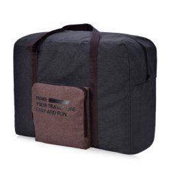 Foldable Large Capacity Travel Bag
