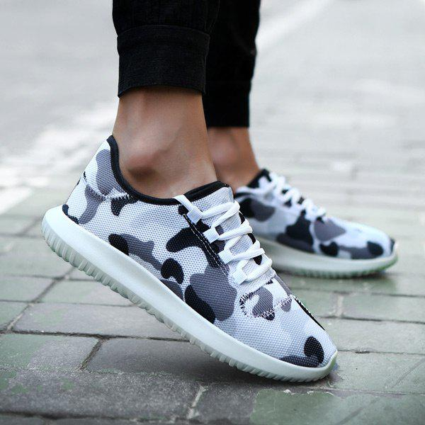 Store Printed Multicolor Breathable Athletic Shoes