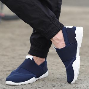 Stretch Fabric Breathable Elastic Casual Shoes -