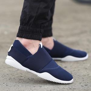 Stretch Fabric Breathable Elastic Casual Shoes