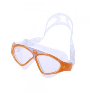 Underwater Adjustable Swimming Goggles for Adult - ORANGE