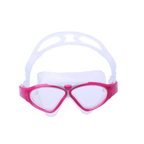 Online Underwater Adjustable Swimming Goggles for Adult - CERISE  Mobile