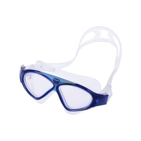 Sale Underwater Adjustable Swimming Goggles for Adult - DEEP BLUE  Mobile