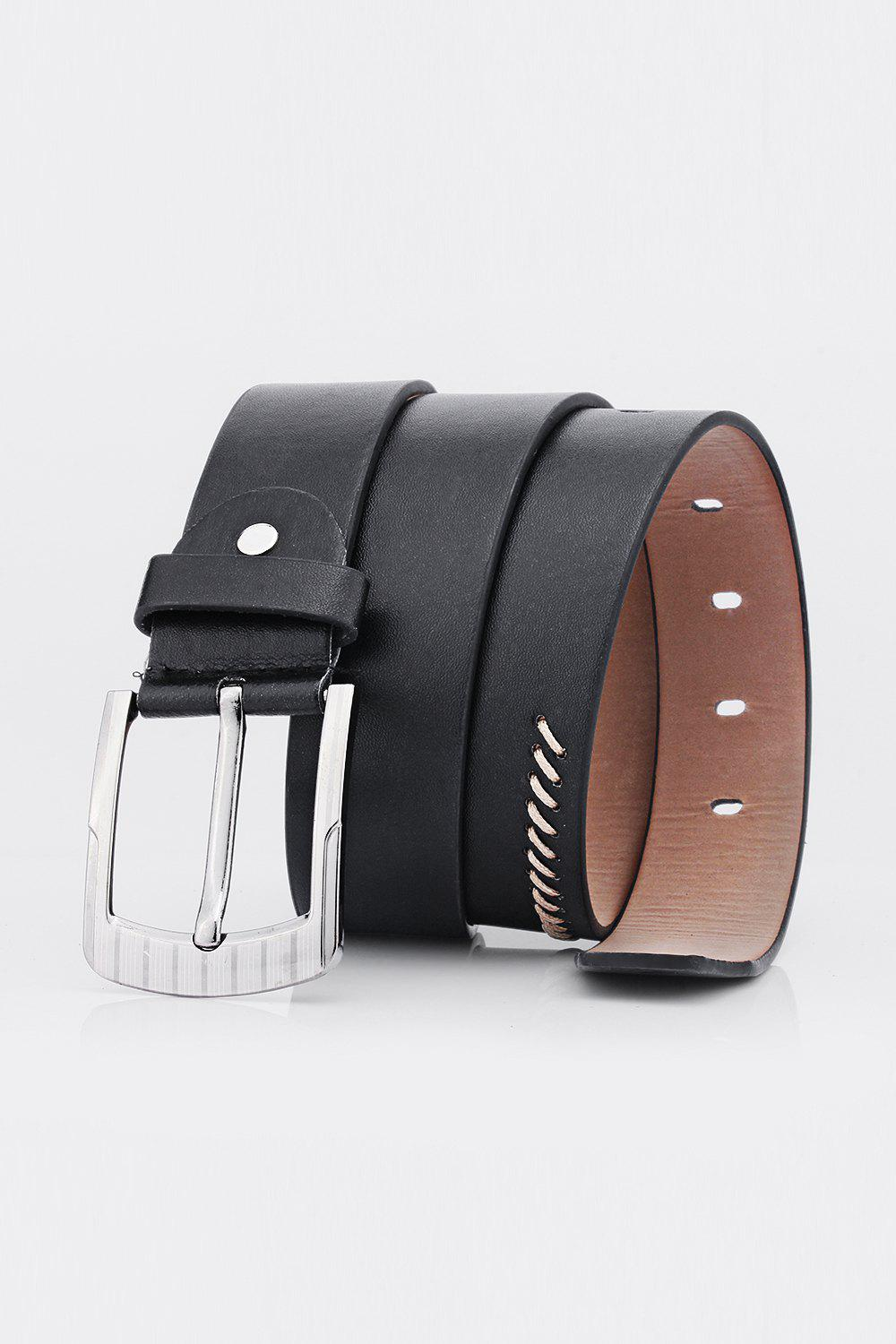 Online Pin Buckle Retro Sewing Thread Wide Belt