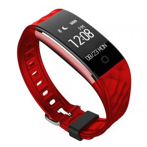 S2 Bluetooth Smart Bracelet with Heart Rate Monitor Notification GPS Sport Tracker Watch -