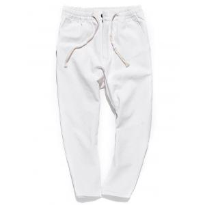 Straight Leg Muti-pocket Casual Pants