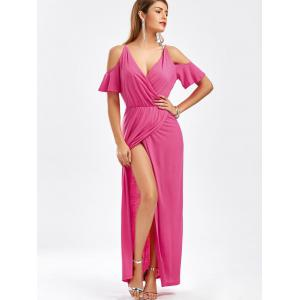 Robe Maxi Facile - rose S