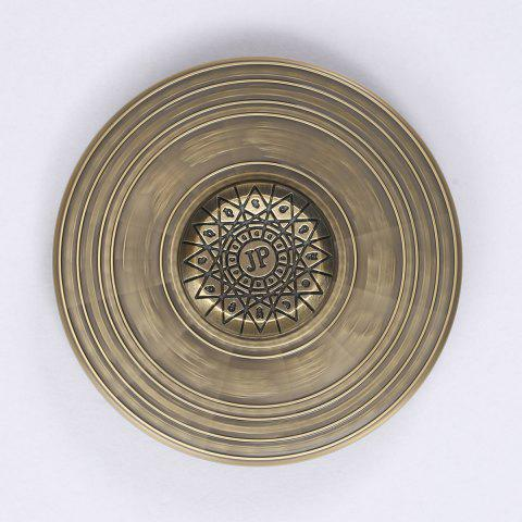 Shops 12 Constellation Print Fidget Toy Alloy Hand Spinner - 5.5*5.5*1.5CM BRONZE-COLORED Mobile