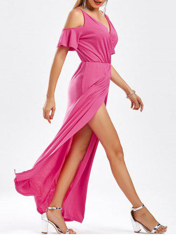 Robe Maxi Facile rose S