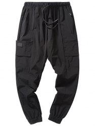 Muti-pocket Harem Jogger Pants