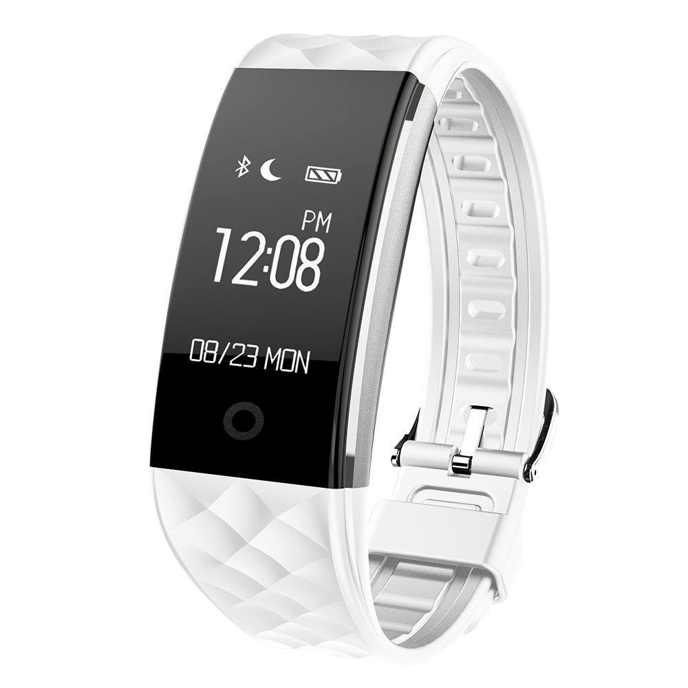Latest S2 Bluetooth Smart Bracelet with Heart Rate Monitor Notification GPS Sport Tracker Watch