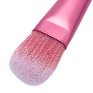 Ombre Honeycomb Shape Handle Foundation Brush -