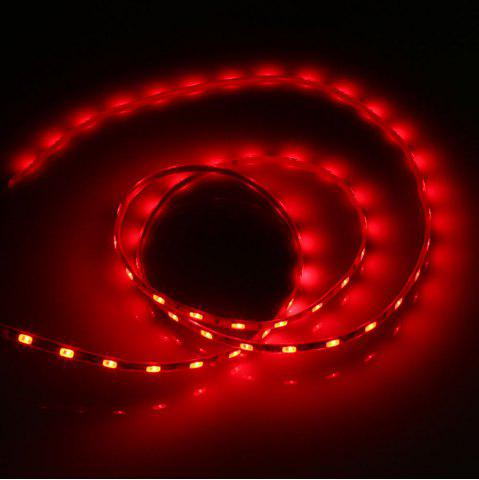 Imperméable SMD 5730 5V 1M 60 LED USB Strip Light Rouge