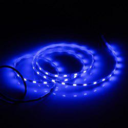 Waterproof SMD 5730 5V 1M 60 LEDs USB Strip Light - BLUE LIGHT