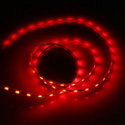 Imperméable SMD 5730 5V 1M 60 LED USB Strip Light - Rouge