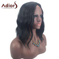 Adiors Middle Part Slightly Curled Medium Synthetic Wig