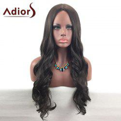 Adiors Center Part Long Wavy Synthetic Wig