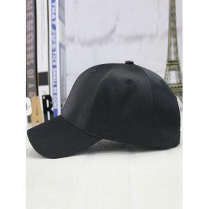 Long Tail Shimmer Adjustable Outdoor Baseball Hat -