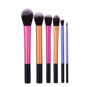 Portable Makeup Brushes Set