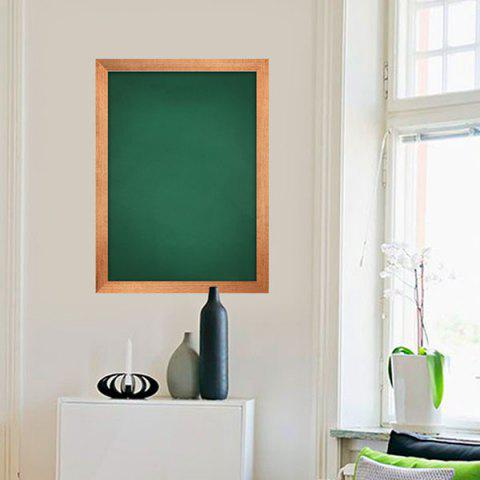Online Removable Chalkboard Wall Sticker For Kids Room - 45*60CM GREEN Mobile