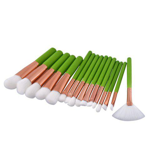 Store 16Pcs Face Eye Mini Makeup Brushes Set