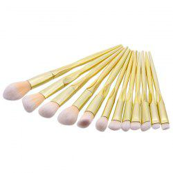 Portable Beauty Makeup Brushes Set