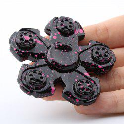 Metal High Speed Fidget Spinner For Adult or Kids - BLACK