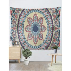 Wall Hangings Tribe Mandala Printed Vintage Tapestry - COLORFUL W59INCH*L79INCH