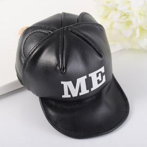 Coin Purse Baseball Hat Cool Keyring
