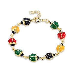 Insect Shaped Chain Bracelet