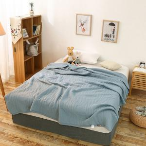 100 Percent Long Stapled Cotton Bed Blanket