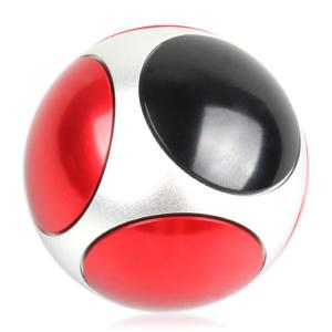 Focus Toy Football Round Polyhedron Hand Spinner - COLORFUL
