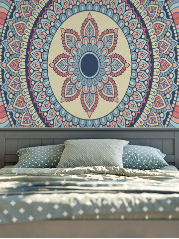 Best Wall Hangings Tribe Mandala Printed Vintage Tapestry COLORFUL W59INCH*L79INCH