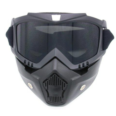 Latest Off Road Detachable Breathable Motorcycle Goggles