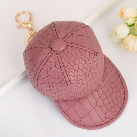 Shop Snake Printed Baseball Hat Coin Purse Key Chain