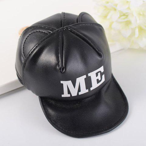 Cheap Coin Purse Baseball Hat Cool Keyring BLACK