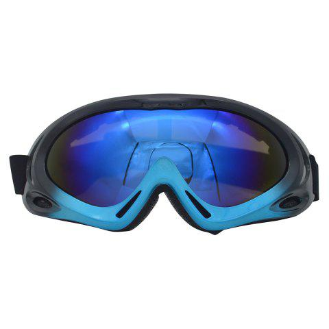 Cheap UV Protection Anti Fog Dustproof Riding Goggles