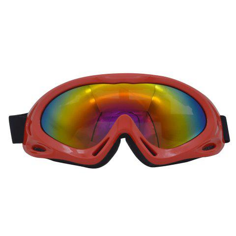Affordable UV Protection Anti Fog Dustproof Riding Goggles