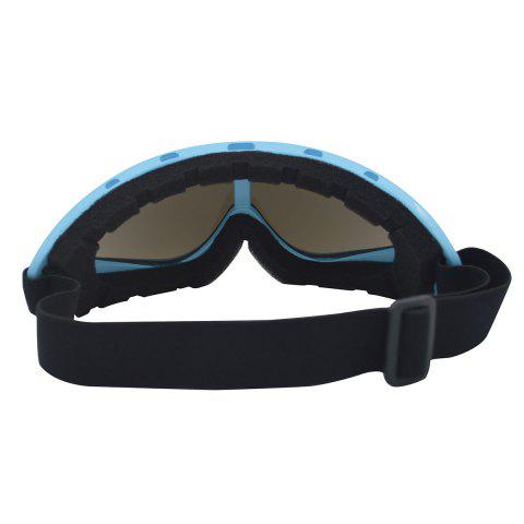 Outfits UV Protection Anti Fog Dustproof Riding Goggles - BLUE  Mobile