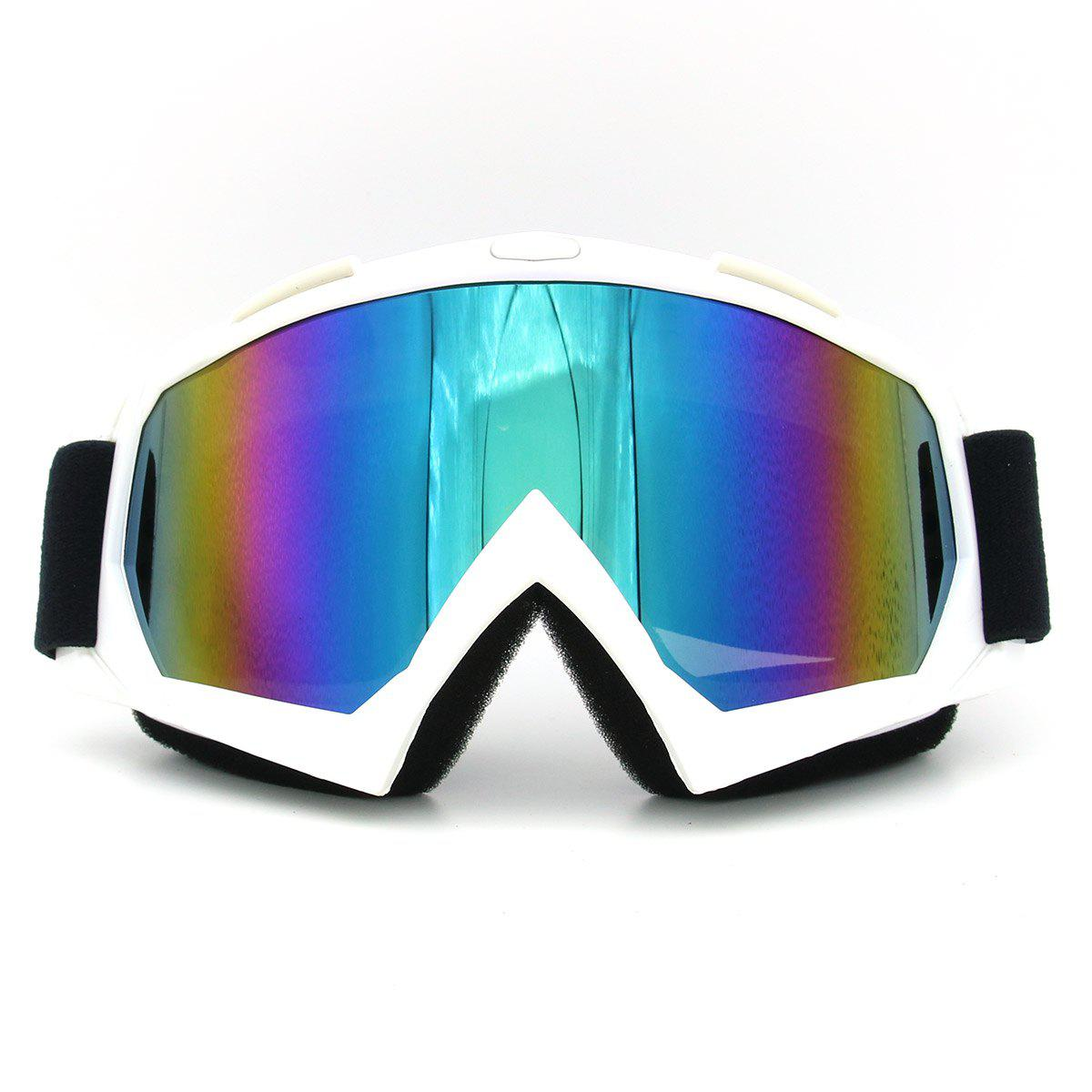 Discount Dustproof UV Protection Off Road Riding Goggles