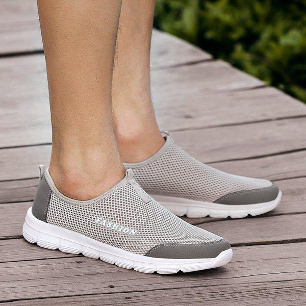 Trendy Breathable Mesh Casual Shoes