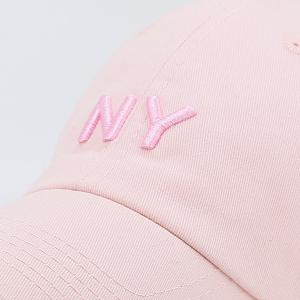 Letters Embroidered Sunscreen Baseball Hat - PINK